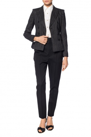 Striped double-breasted blazer od Isabel Marant